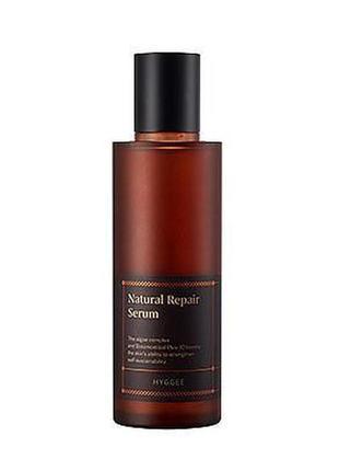Сыворотка с экстрактом женьшеня hyggee natural repair serum 120 мл