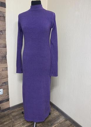 Платье -чулок яркое