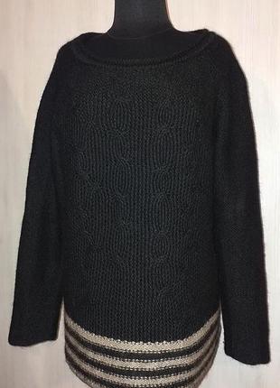 Стильный теплый свитер от noa noa