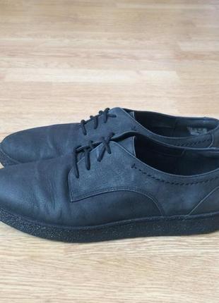 #розвантажуюсь кожаные ботинки clarks англия 39,5 размера в отличном состоянии