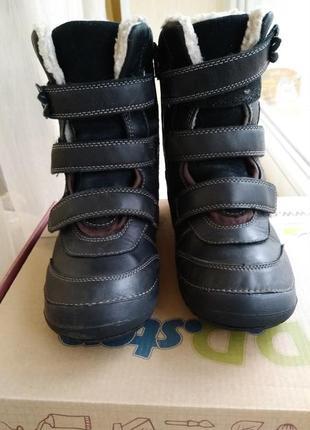 Зимние ботинки d.d.step