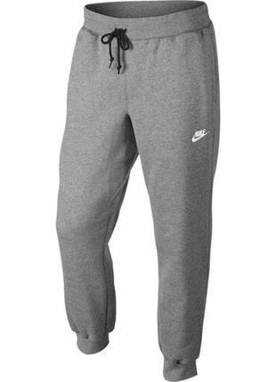 Улётные тёплые спортивные штаны (спортивки, треники) от nike aw77 cuffed joggers