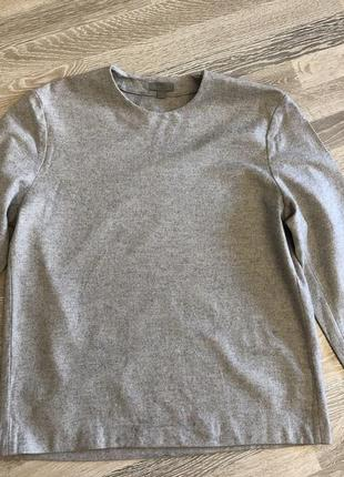 Шерстяна блуза cos