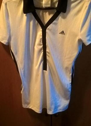Спортивная женская тениска адидас- сlima cool _s  размер