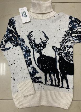 Красивые свитера для подростков.1 фото