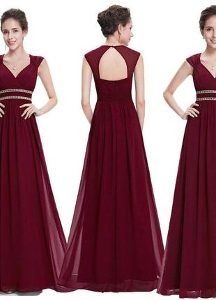 Платье в пол от ever pretty
