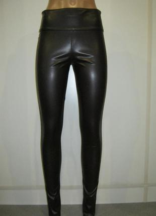 Кожаные штаны, лосины, брюки, легенсы, кожзам