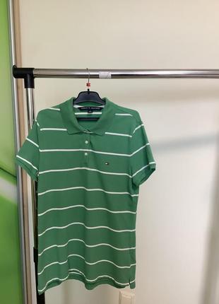 Брендовая футболка tommy hilfiger p.m