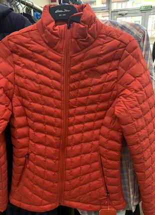 Оригинальная куртка the north face women stretch thermoball jacket s
