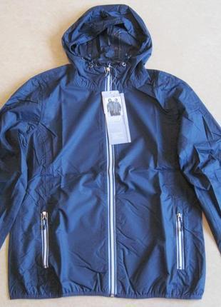 Куртка ветровка дождевик crane германия, унисекс