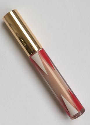 Нюдовый блеск для губ pure color envy discreet nude 110 estee lauder, оригинал сша