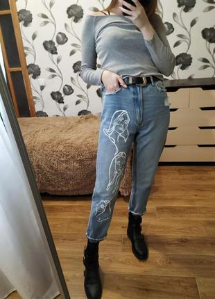 Женские джинсы mom jeans2 фото