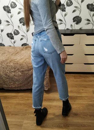 Женские джинсы mom jeans5 фото