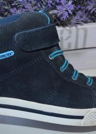 Демисезонные ботинки viking с системой gore-tex р. 32
