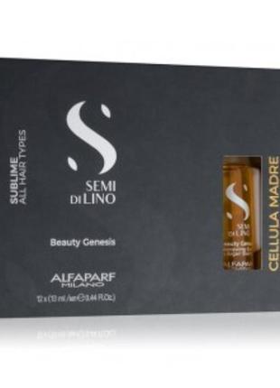 Semi dilino alfaparf  milano, beauty genesis