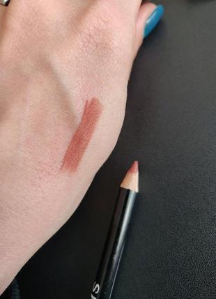 Карандаш для губ shany matte lip liner - salted caramel