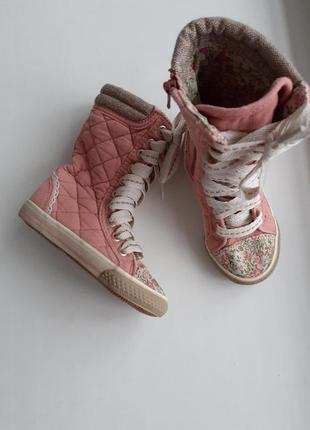 Ботинки кеды next