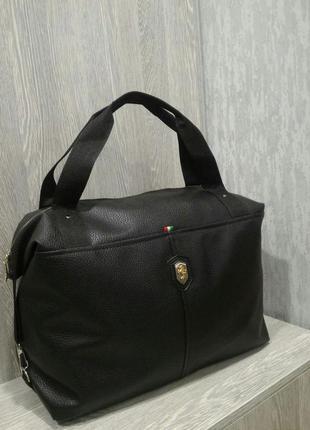 Крутая сумка, вместительная, спортивная, дорожная