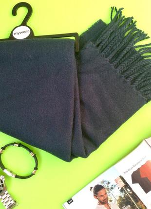 -50 шарф классический широкий, длина 178, my wear, финляндия3 фото