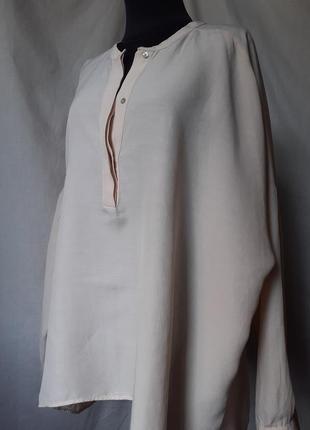 Крутая рубашка оверсайз zara, cos