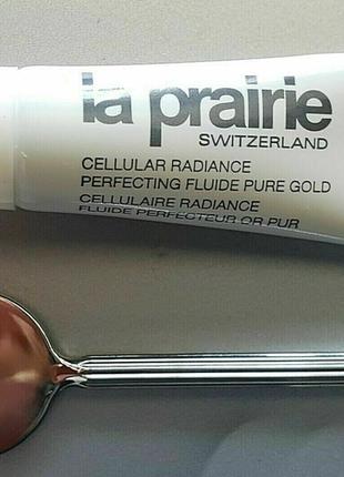 Флюид la prairie cellular radiance pure gold