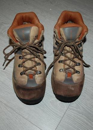 Ботинки черевики columbia 39 gore-tex 25 см