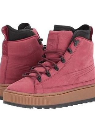 Оригинал puma the ren boot крутые ботинки мужские