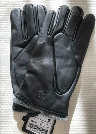 Мужские перчатки massimo dutti