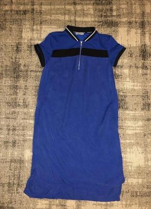 Оригинал. платье - поло - рубашка calvin klein