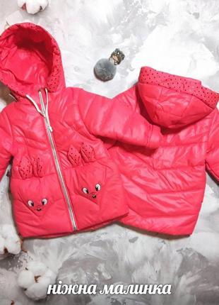 Куртка деми на девочку