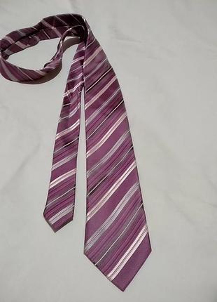 Engbers. шелковый галстук