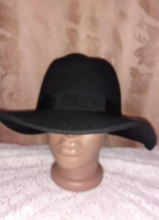 Фетровая шляпка р58
