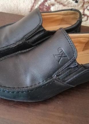 Туфли школьные подросток