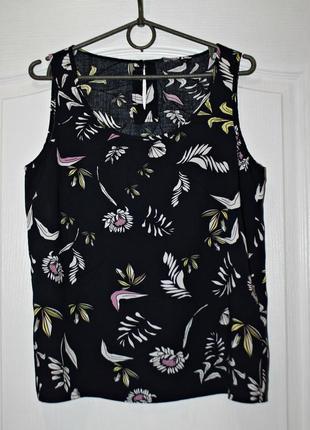 Красивая штапельная блузка only