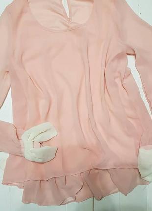 Нежная блузка размер 12