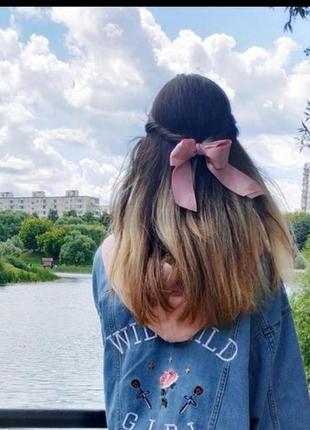 Резинка лента для волос - хит 2020