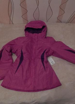 Новая куртка 4 в 1