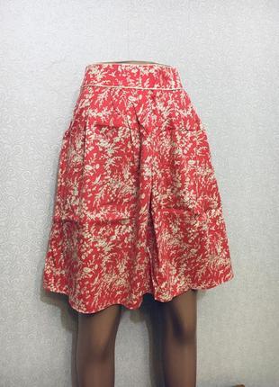 Суперская летняя легкая юбка 100% хлопок