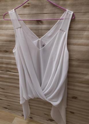 Шифоновая блузка star julien macdonald