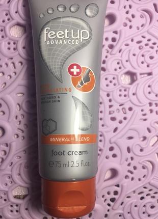 Відлущувальний крем для ніг  feet up advanced