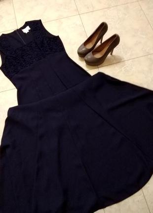 Красивое вечернее платье cabrielle, сост. отличное. размер 14. сток!