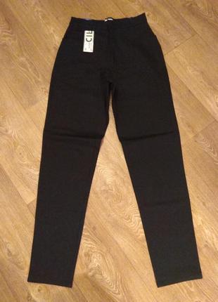 Черные новые джинсы cecil