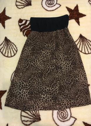 Шифоновое платье tally weijl