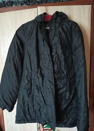 Черная куртка kappa оригинал