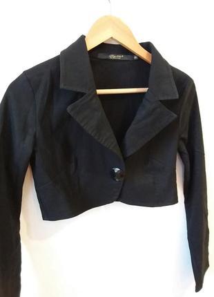 Болеро балеро короткий пиджак