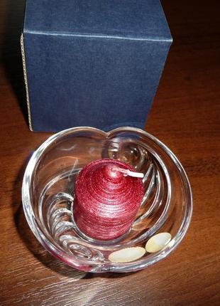 Подсвечник bohemia (богемия) новый в упаковке