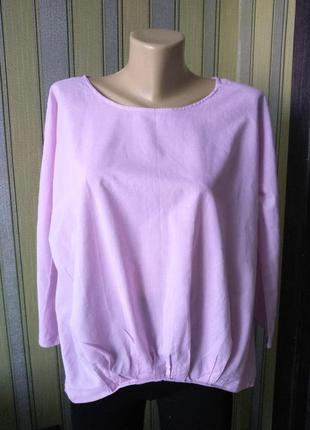 Cos симпатичная розовая блузка