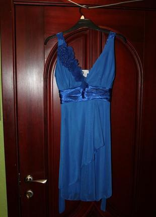 Нарядное платье размер л