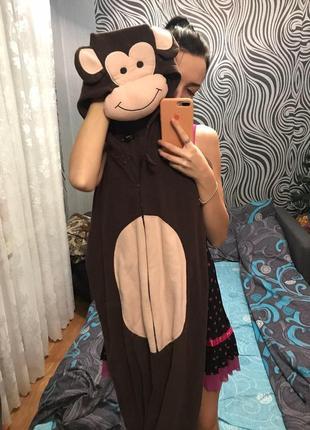 Пижама кенгуру мужская