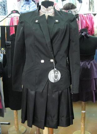Пиджак оригинального фасона romstyle (украина)